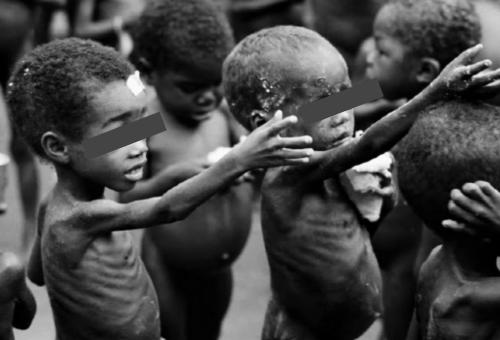 아프리카 아이 사진조차 싫어지게 만든, 국제 비영리 단체 길거리 모금