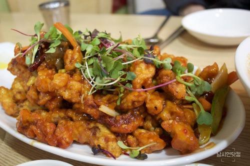 안동맛집 시내 계림용짬뽕 사천탕수육과 차돌박이짬뽕 레전드메뉴