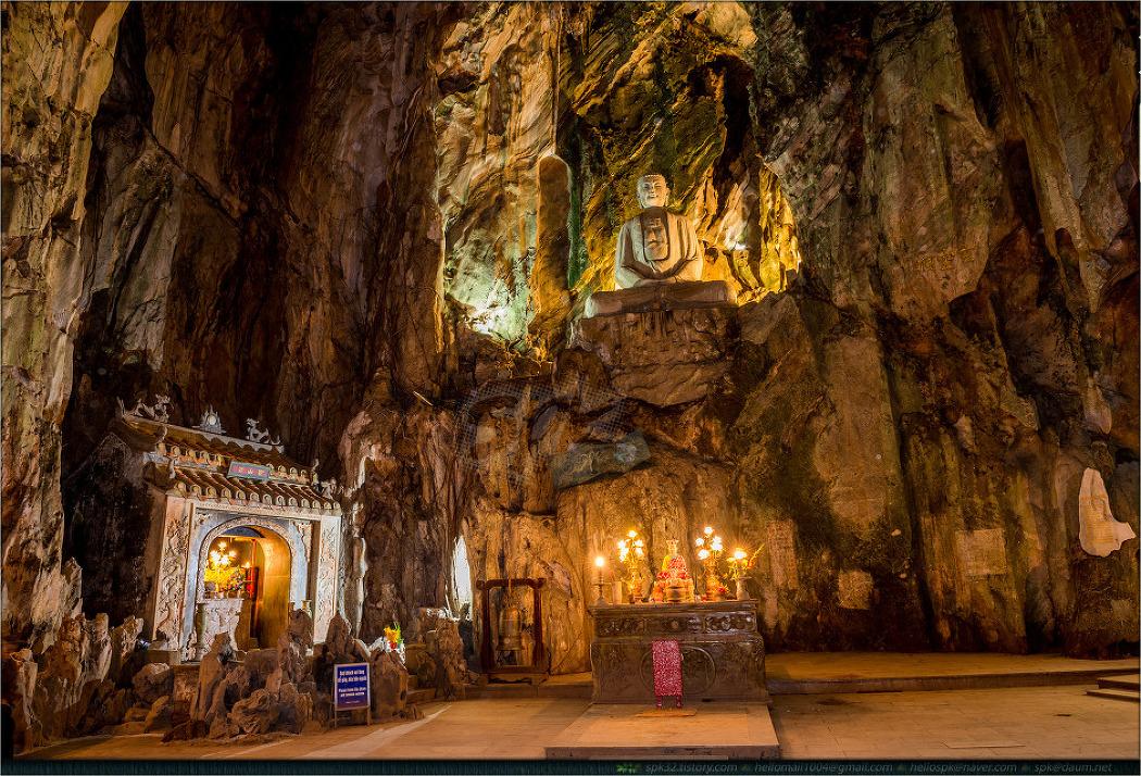 베트남 다낭 (2) - 오행산 (마블마운틴)