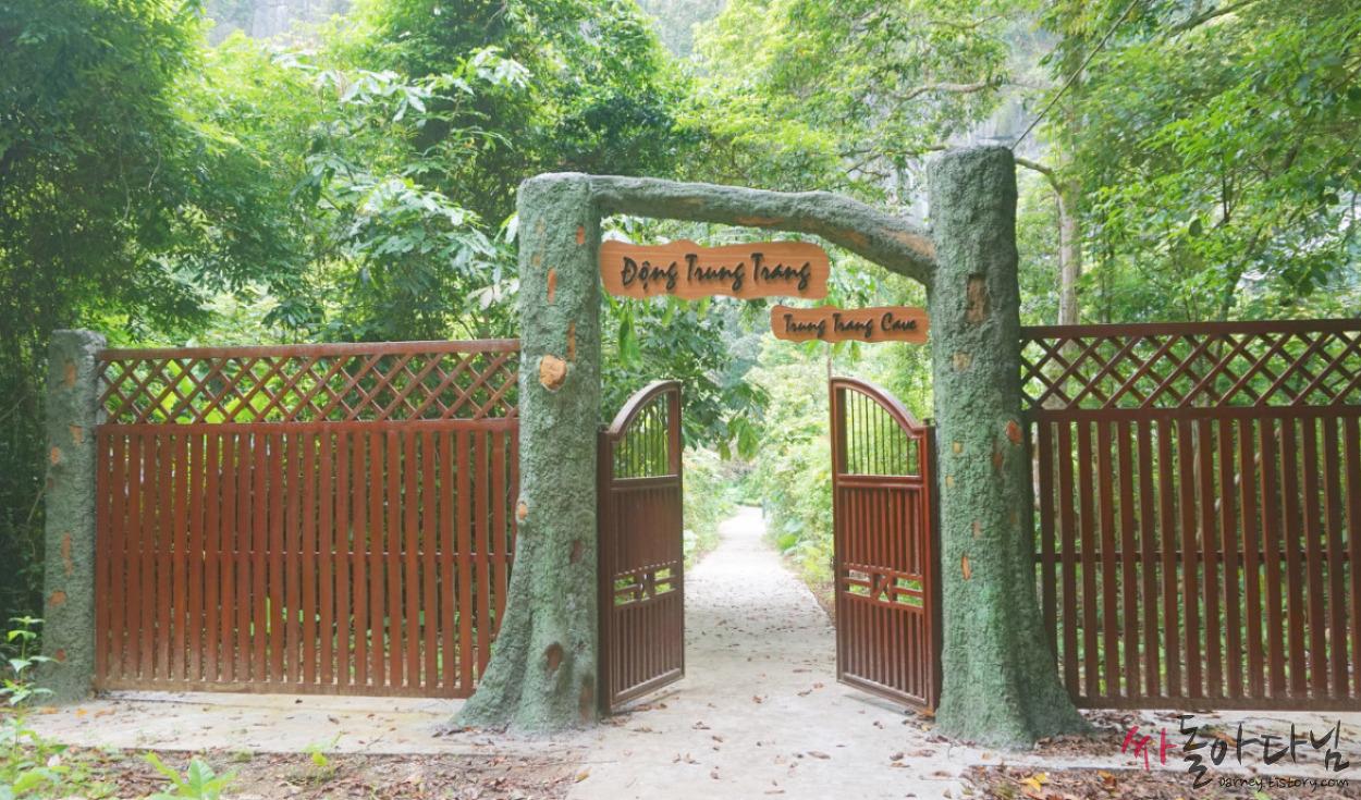 베트남 깟바 여행: 뜻밖의 공포 체험.. 깟바 트룽 트랑 동굴(Trung..
