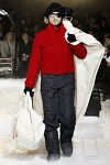 몽클레르 감므 루즈(Moncler Gamme Rouge) Fall / Winter 2012 Ready-to-Wear Paris