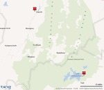 자동차타고 돌아본 50여일간의 뉴질랜드 전국일주 35회 Lake Aniwhenua- Lake Waikaremoana