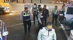 경찰지구대를 제발로 찾아간 만취한 음주운전자 영상