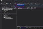 Visual Studio mdf table 저장 오류 해결방법