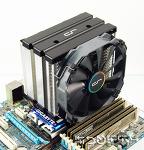 [포르까 리뷰]CRYORIG H5 ULTIMATE 포함 타워형(U Type) CPU cooler 74종 쿨링 성능 비교