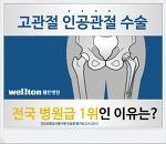 고관절인공관절수술 적용 질환
