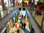 콜카타에서 지나가는 길에 들렀던 Forum Mall