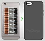 애플 스마트 배터리 케이스보다 얇고 싸고 용량 큰 아이폰6/6s 배터리 케이스, ThinCharge