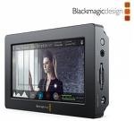 [BlackMagicDesign] BlackMagic Video Assist / 블랙매직디자인, 전문가용 HD 레코더 (5인치, 1920x1080, HDMI, 6G-SDI, 터치스크린, SD카드지원, LP-E6배터리)
