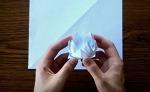 종이접기 꽃 연꽃