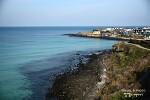 제주 애월한담공원 해안산책로, 아름다운 에메랄드 빛 바다와 함께 걷는 길