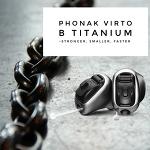 """(초소형보청기) 브라이언송이 짚어보는 포낙보청기 """"티타늄보청기(비르토B-티타늄) 성능과 스펙 살펴보기"""