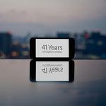 41년동안의 핸드폰 역사