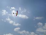 OK 모델 Saffron II 제작과 비행