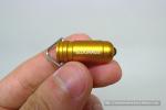 세상에서 가장 작은 총알 모양 플래시라이트, BULLET 02 개봉기.