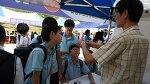 김포 걸포중앙공원에서 열린 청소년진로박람회