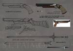 130913 ST.Phaion 무기 스케치
