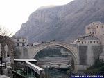 자전거 세계여행 ~2461일차 : 보스니아 헤르체고비나, 모스타르 브릿지