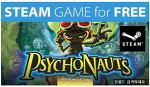 9/15 스팀 PC 게임 2종 한시적 무료 강월드 기묘한 게임 Psychonauts FREE here! Steam