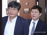 [연합뉴스] 면담 마친 최재성 정치발전위원장