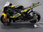 [1/12] Yamaha YZR-M1 09 Monster TECH 3