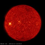 Solar Flare 태양의 플레어
