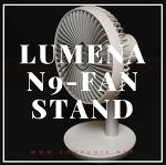 루메나 N9-FAN STAND 서큘레이터형 휴대용 무선선풍기