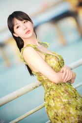 한강에서 담아본 아름다운 그녀 MODEL: 연다빈 (6-PICS)