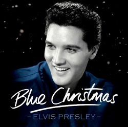 ♬) Elvis Presley -> Blue Christmas