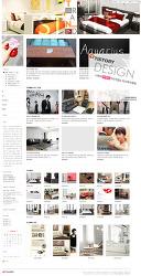 티스토리 C가구 블로그 디자인