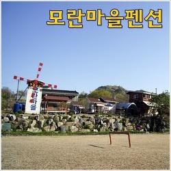 [영월농촌체험농장] 모란마을펜션 - 따뜻함과 정겨움이 묻어나는 관광농원