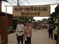 [여행기]태국, 수코타이 가볼만한 림욤2437 재래시장
