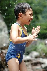 행복한 동화 - 밀양구만산에서 - 7월31일