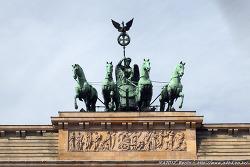 [독일 > 베를린] 브란덴부르크 문(Brandenburg Gate) > 베를린 국회의사당(Reichstag) > 베를린 전승 기념탑(Berlin Victory Column) > 미국대사관