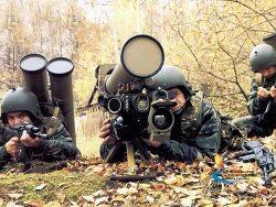 [러시아/한국] 9K115-2 Metis-M 대전차 미사일.