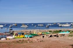 잉카의 성지...태양의 섬(Isla del Sol)