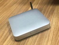 홈서버 용으로 한성 Smarter mini X1 구입 및 개봉기