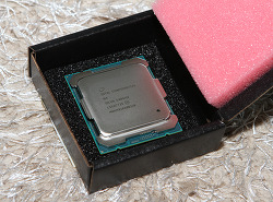 i7 6950X 스펙 브로드웰e 씨네벤치 및 성능
