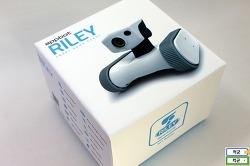 로봇 CCTV 홈카메라 앱봇라일리(appbot RILEY)