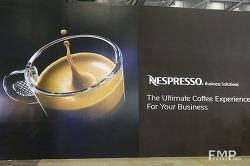 사무실 커피머신, 네스프레소 타워형. 이게 정답