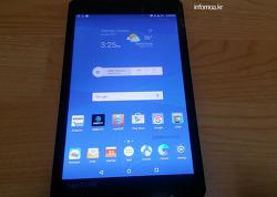 ZTE Trek 2 HD K88 태블릿 PC 직구후기 구성품