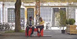네스까페(Nescafe)- 사람들의 관계를 이어주는 벤치(The Hello Bench)