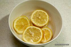 주방의 찌든때~ 레몬으로 깨끗하게 청소하는 법~!