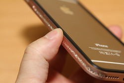 렉스노스 R6 크리스탈 오리지널 아이폰6S 케이스