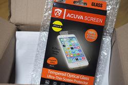 아쿠바 티타늄 3D 풀커버 고릴라 글래스 for 아이폰6