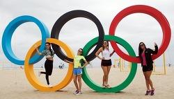 리우데자네이루 올림픽 출장 복귀 신고
