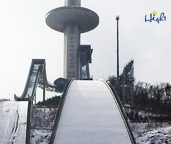 스키점프 경기장을 알아보아요~