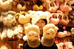 에버랜드 상품점에서 겨울 방한용품 알뜰 장만!