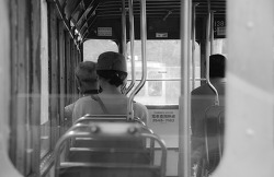 Tram, passanger