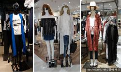 일본에서 유행하는 올여름 카디건 패션스타일